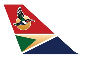 SA Airlink Logo - tail fin