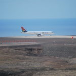 Proving Flight - Airlink E190 aircraft on Runway