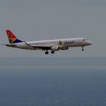 Arrival of Airlink E190