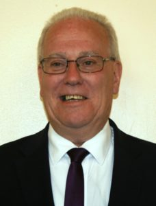 Photograph of Alan Shaw, new Airport Contracts Manager