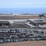 First scheduled commercial flight - St Helena Airport from Creeper Hill