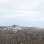 Airlink E190 Aircraft takeoff to Ascension Island